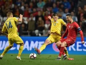Украина - Португалия: