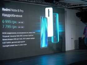 смартфони Redmi 8 і Redmi Note 8 Pro