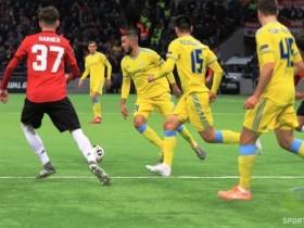 Астана - Манчестер Юнайтед