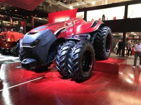 Трактор Magnum ACV