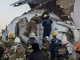 Авиакатастрофа в Алматы