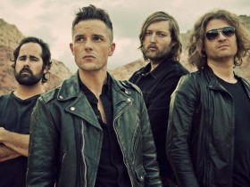 Американская рок-группа The Killers