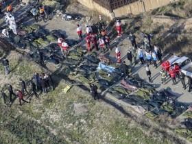 авиакатастрофа Тегеран