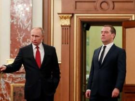 Путин, Медведев