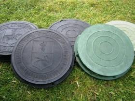 полимерпесчаные люки для канализации