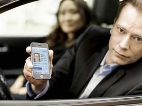 удостоверение  водителя