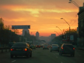дороги Киева