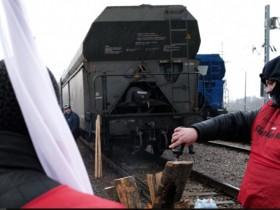 Польские шахтеры