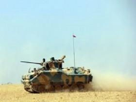 танки Турции