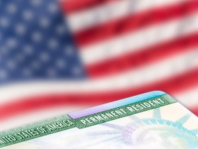 США грин-карта