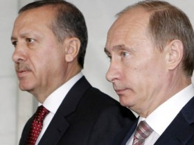 Эрдоган, Путин