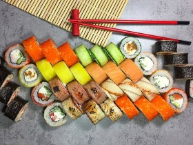 заказать суши Киев