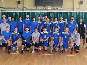 Сборная Украины по волейболу U-20