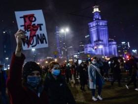 протест в Польше