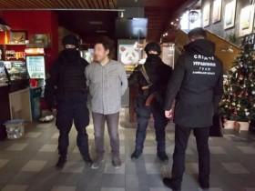 арест Ктиторчука