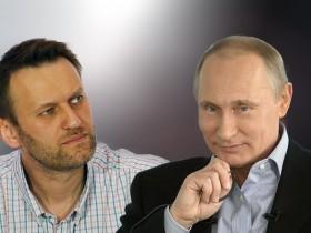 Навальный, Путин