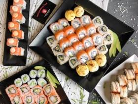 вкуснейшие суши, роллы