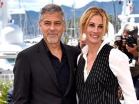 Джордж Клуни и Джулия Робертс