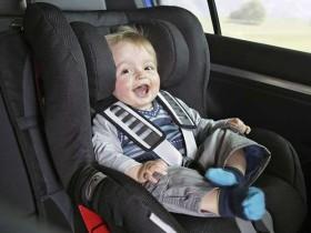 правила перевозки детей в автомобилях