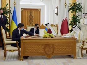 Украина и Катар