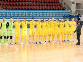 Футзальная сборная Украины