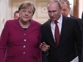 Владимир Путин,Ангела Меркель