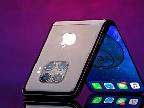 Apple выпустит первый складной смартфон