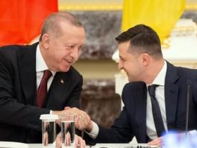 Зеленский попросил Эрдогана о помощи