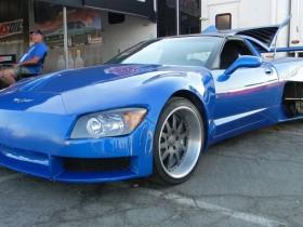 Chevrolet Corvette C5 с двумя моторами на 1300 л.с