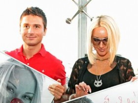 Лазарев и Кудрявцева всё ещё ревнуют друг друга.