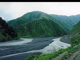 речка Самур