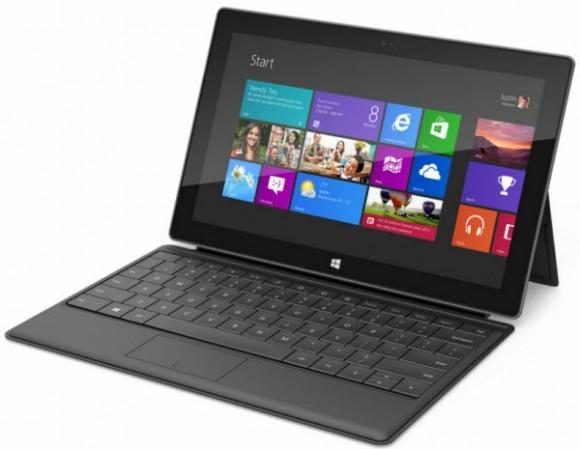 Микропланшеты Майкрософт Surface будут дешевле $599