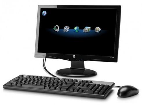 """Организация HP продемонстрировала """"интернет-монитор"""" (Фото)"""