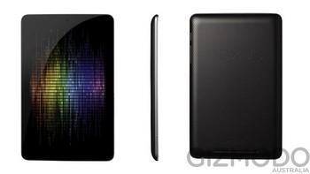Технологические характеристики планшетника Google Nexus 7