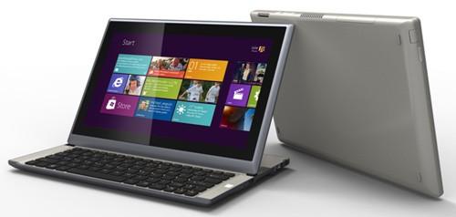 Ультрабук-слайдер MSI Slider С20 по стоимости от $799