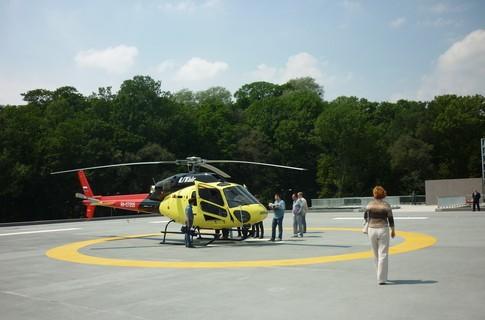 В  Одессе будет такси-вертолет