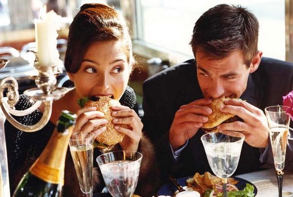 Известные вымыслы о крепкой еде