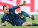 Сборная разочарований на Евро-2012