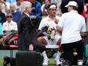Уимблдон-2012:Итоги и расстройства 7-го игрового дня