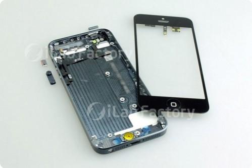 Первые фото Эпл Айфон 5 попали в интернет