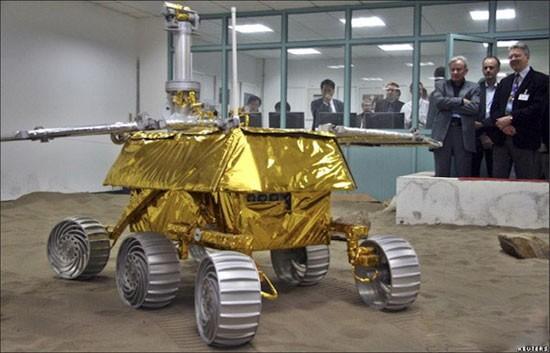 КНР вышлет самодвижущийся инструмент на Марс в 2016 году
