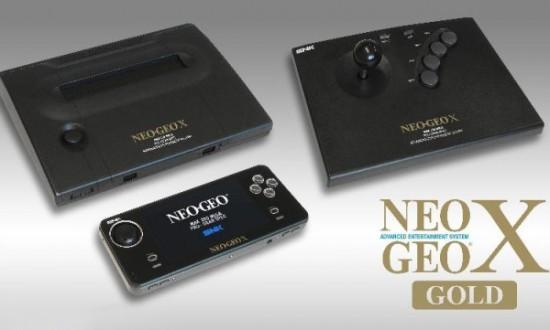 Дата выхода классической приставки Neo Geo X Gold известна