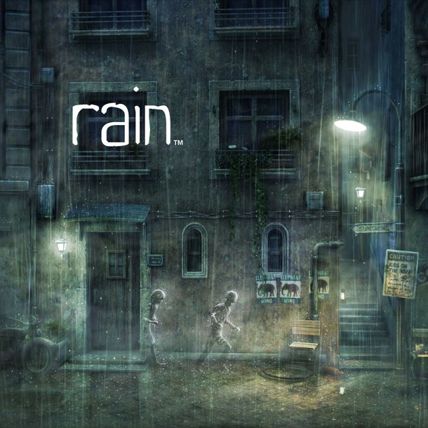 GamesCom 2012: Rain - новинка от Sony Japan Studio для PS3