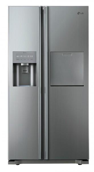 Серия холодильников LG с диспенсером и мини-баром
