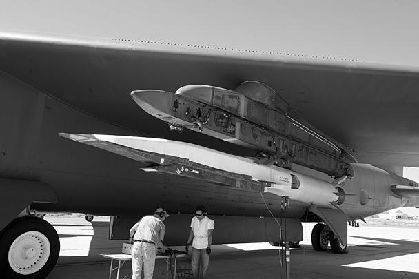 Испытания  X-51A WaveRider в США провалились