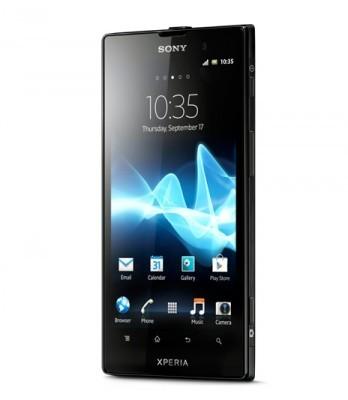 Sony Xperia ion поступила на прилавки в России