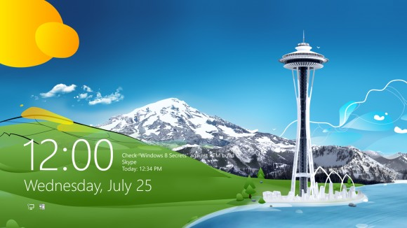 Компания Microsoft представила RTM-версию Windows 8