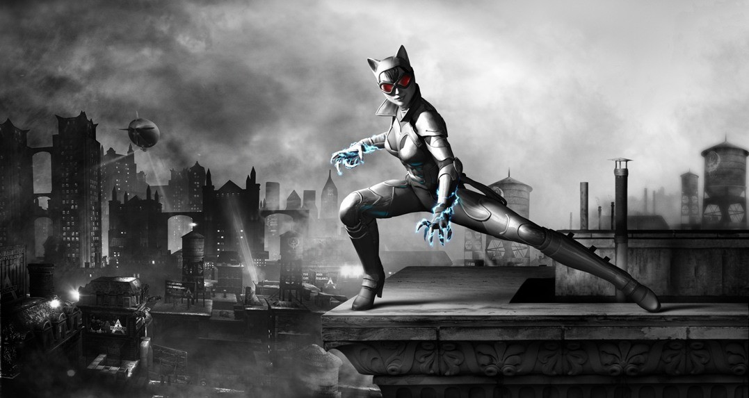 Вышел официальный бокс-арт Batman: Arkham City Armored Edit.