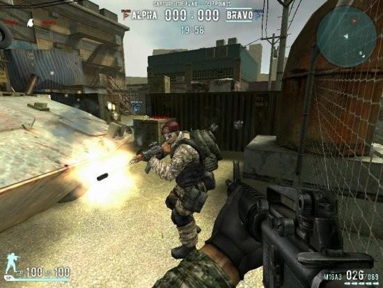 Глобальное обновление Combat Arms
