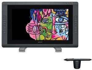 Cintiq 22HD - новый графический планшет